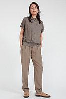 Брюки женские Finn Flare, цвет светло-коричневый, размер L