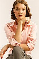 Блузка женская Finn Flare, цвет светло-розовый, размер XL