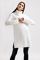 Платье женское Finn Flare, цвет белый, размер L