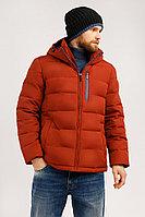 Куртка мужская Finn Flare, цвет темно-бордовый, размер 3XL