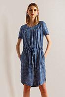 Платье женское Finn Flare, цвет темно-синий, размер 2XL