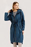 Плащ женский Finn Flare, цвет темно-синий, размер 2XL