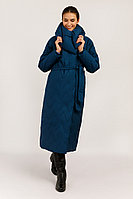Пальто женское Finn Flare, цвет темно-синий, размер XS/S