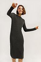Платье женское Finn Flare, цвет темно-серый, размер S