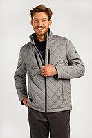 Куртка мужская Finn Flare, цвет серый, размер 2XL