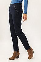 Брюки женские Finn Flare, цвет темно-синий, размер XL