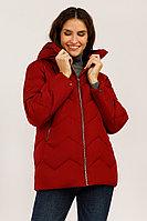 Куртка женская Finn Flare, цвет гранатовый, размер 2XL