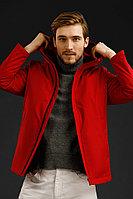 Куртка мужская Finn Flare, цвет малиновый, размер S