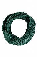 Шарф женский Finn Flare, цвет зеленый, размер