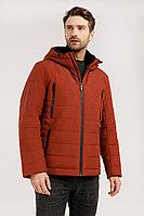 Куртка мужская Finn Flare, цвет темно-бордовый, размер 4XL