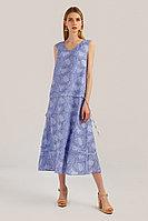 Платье женское Finn Flare, цвет сиреневый, размер XL