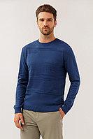 Джемпер мужской Finn Flare, цвет темно-синий, размер S