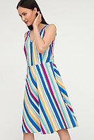 Платье женское Finn Flare, цвет marigold (оранжевый), размер XS