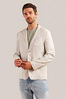 Пиджак мужской Finn Flare, цвет серый, размер 3XL