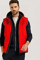 Жилет мужской Finn Flare, цвет красный, размер XL