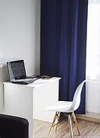MARREN МАРРЕН Стол для компьютера, белый 75x52x75 см, фото 2