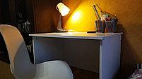 MARREN МАРРЕН Стол для компьютера, белый 75x52x75 см, фото 3