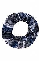 Шарф женский Finn Flare, цвет синий, размер