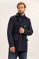 Полупальто мужское Finn Flare, цвет синий, размер 3XL