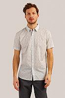 Рубашка мужская Finn Flare, цвет белый, размер L