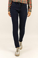 Джинсы женские Finn Flare, цвет темно-синий, размер W35/L32