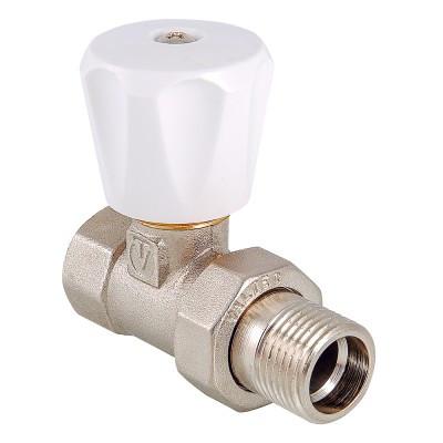 """Клапан радиаторный регулирующий прямой (компактный) 1/2"""" VALTEC"""