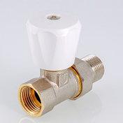 """Клапан радиаторный регулирующий прямой (компактный) 1/2"""" VALTEC, фото 2"""
