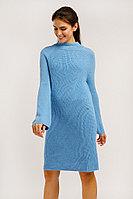 Платье женское Finn Flare, цвет серо-голубой, размер M