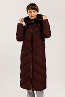 Пальто женское Finn Flare, цвет вишневый, размер XS