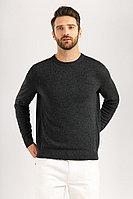 Джемпер мужской Finn Flare, цвет темно-серый, размер 2XL