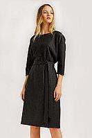 Платье женское Finn Flare, цвет черный, размер S