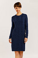 Платье женское Finn Flare, цвет синий, размер XS