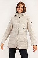 Куртка женская Finn Flare, цвет бежевый, размер 2XL
