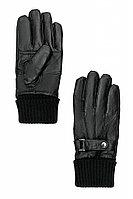 Перчатки мужские Finn Flare, цвет черный, размер 9