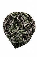 Шарф женский Finn Flare, цвет темно-зеленый, размер