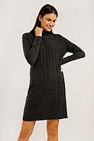 Платье женское Finn Flare, цвет серый, размер 2XL