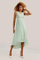 Платье женское Finn Flare, цвет светло-зеленый, размер XL