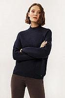 Джемпер женский Finn Flare, цвет темно-синий, размер L