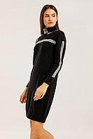 Платье женское Finn Flare, цвет черный, размер XL