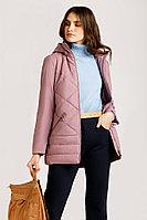 Куртка женская Finn Flare, цвет серо-сиреневый, размер 2XL