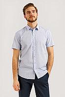Рубашка мужская Finn Flare, цвет голубой, размер XL