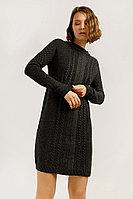 Платье женское Finn Flare, цвет темно-серый, размер XL