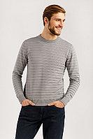 Джемпер мужской Finn Flare, цвет серый, размер 2XL