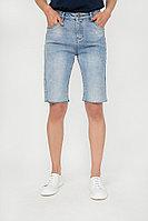 Шорты джинсовые женские Finn Flare, цвет голубой, размер M