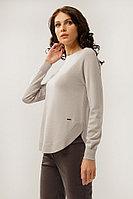 Джемпер женский Finn Flare, цвет светло-серый, размер XS