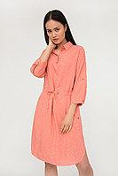 Платье женское Finn Flare, цвет azalea (розовый), размер 2XL