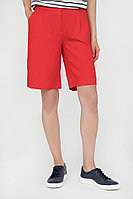Шорты женские Finn Flare, цвет красный, размер 2XL