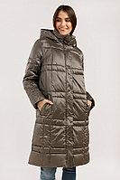 Пальто женское Finn Flare, цвет светло-коричневый, размер 5XL
