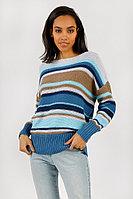 Джемпер женский Finn Flare, цвет синий, размер XL