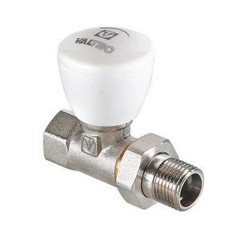 """Клапан радиаторный регулирующий прямой 1/2"""" VALTEC, фото 2"""